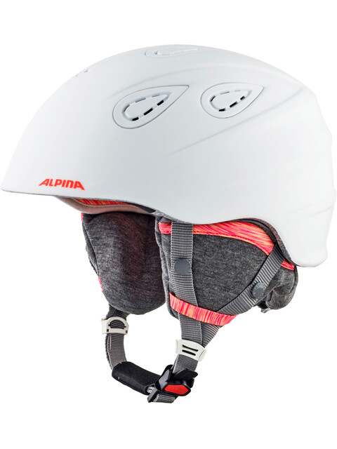 Alpina Grap 2.0 L.E. - Casco de bicicleta - blanco